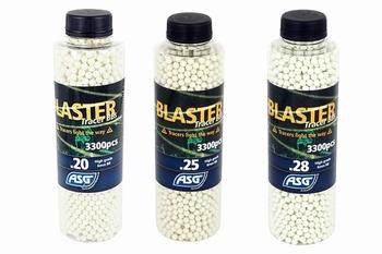 ASG Blaster Tracer  Airsoft BB -3000 pcs. per fles