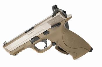 Tokyo Marui Smith & Wesson M&P9 V custom