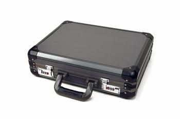 U13 Aluminum Single Case Grey  (40x30x10)
