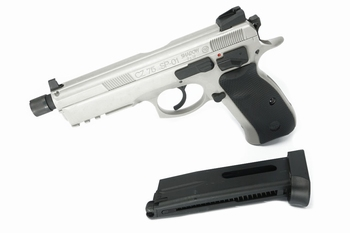 ASG CZ SP-01 Shadow CO2 - Urban Grey