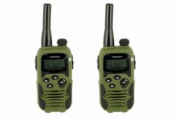 Topcom Twintalker 9500 Airsoft edition (2 stuks)