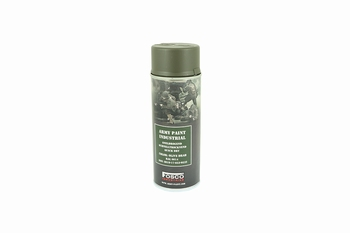 Fosco spuitbus verf RAL 6014 olive drab 400ML