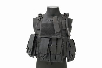 MFH Ranger Tactical Vest Zwart