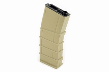 ICS M4 Polymer Type Hi-cap (Tan)