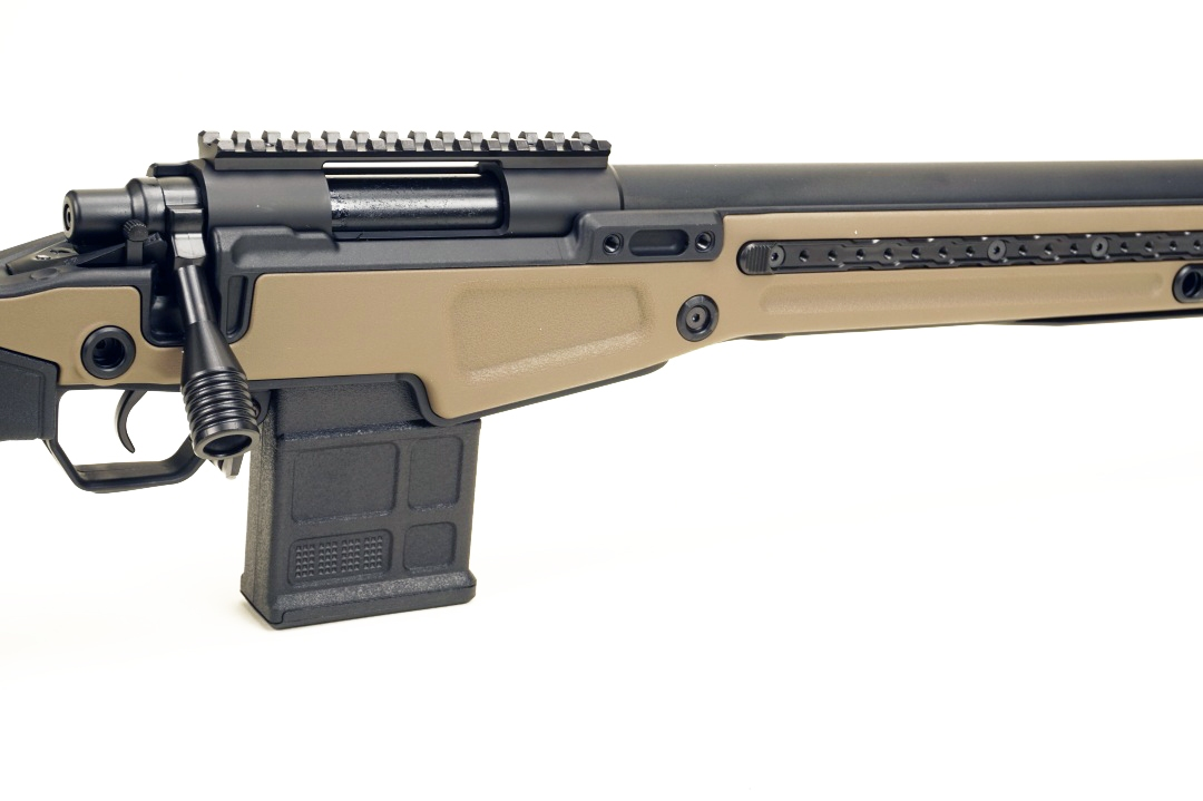 Action Army AAC T10 Tan