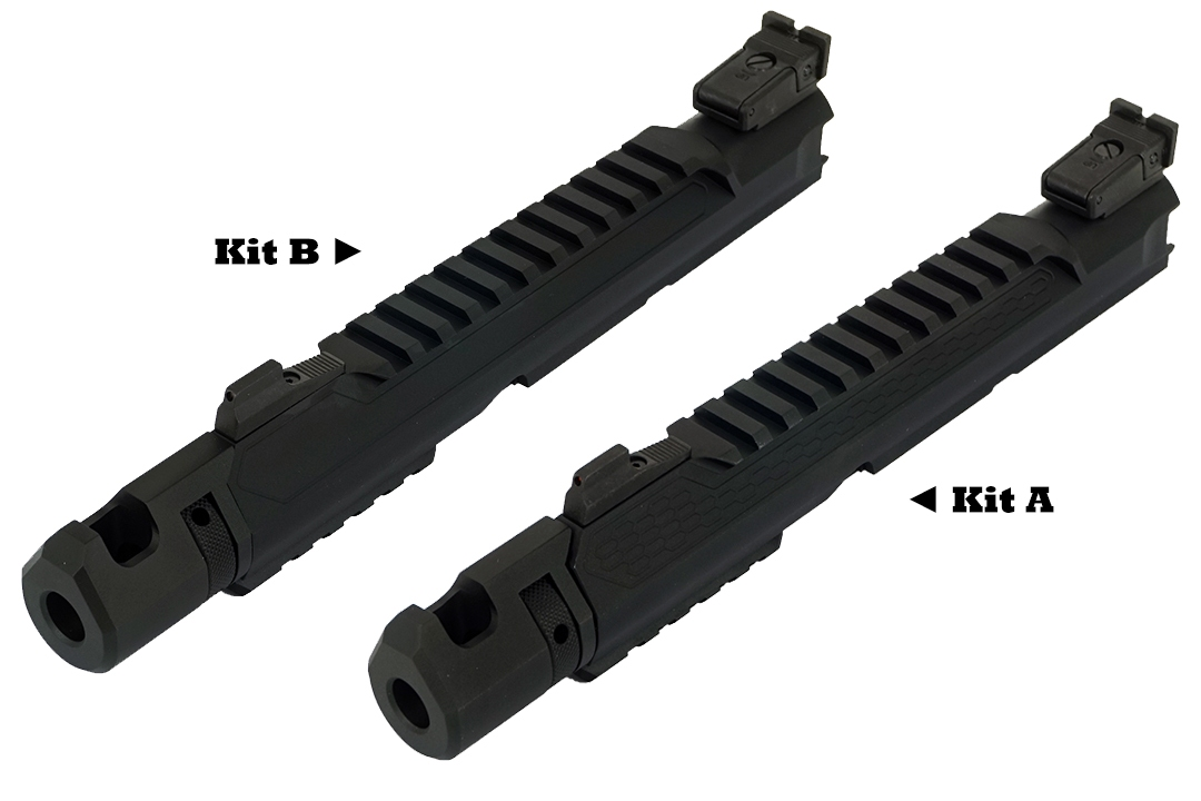 Action Army AAP-01 Black Mamba CNC Upper Receiver