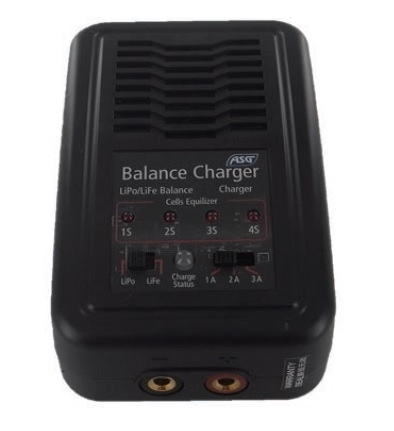 ASG Auto-stop charger for LiPo, LiFe