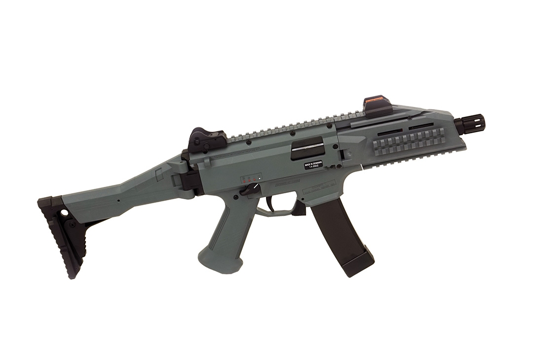 ASG CZ Scorpion EVO 3 A1 Battleship Grey