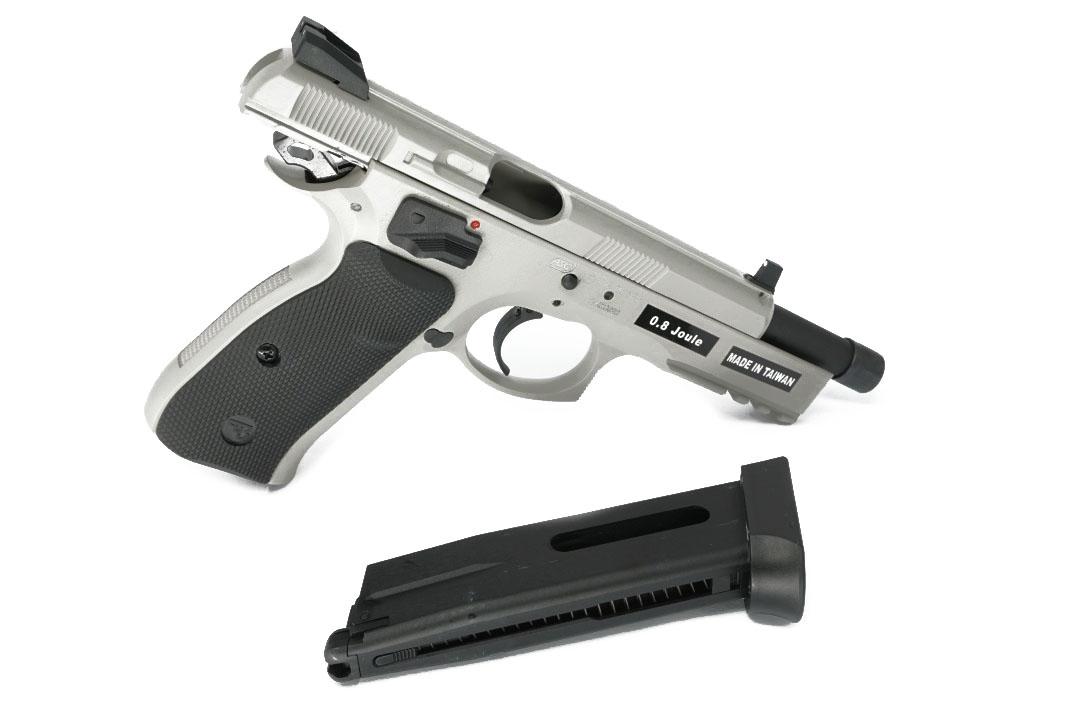 ASG CZ SP-01 Shadow CO2 - Urban Grey