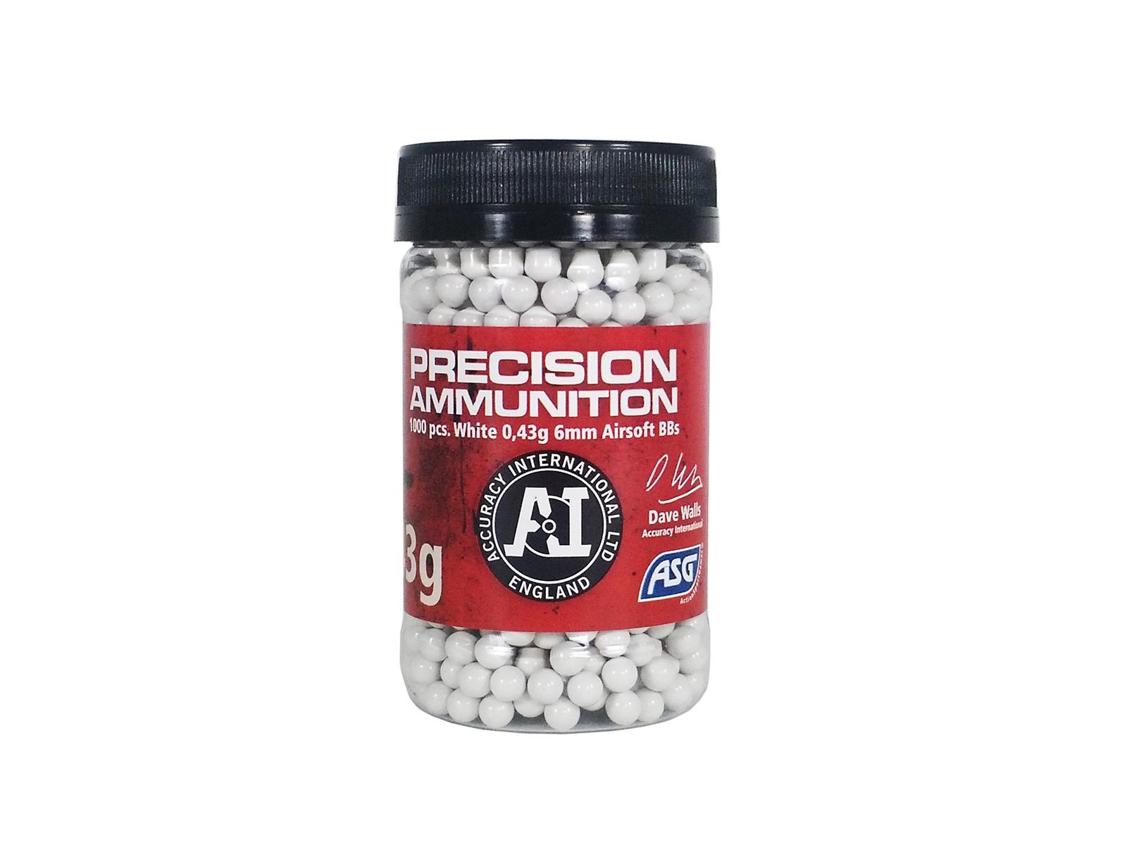 ASG Precision Ammunition Airsoft Heavy BB's