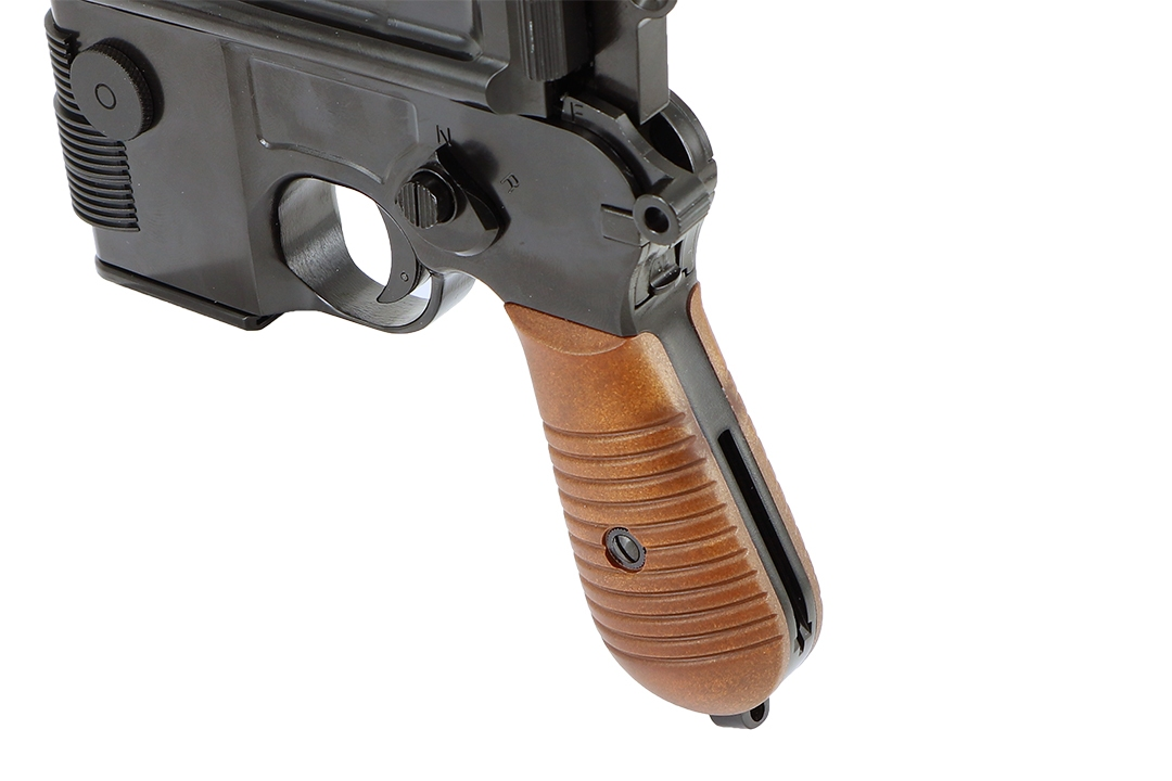 AW Custom Han Solo DL-44 Heavy Blaster Gun Set
