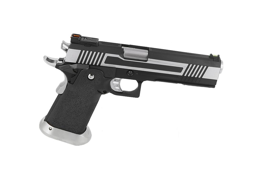 AW Custom HX1001 Split Slide Silver