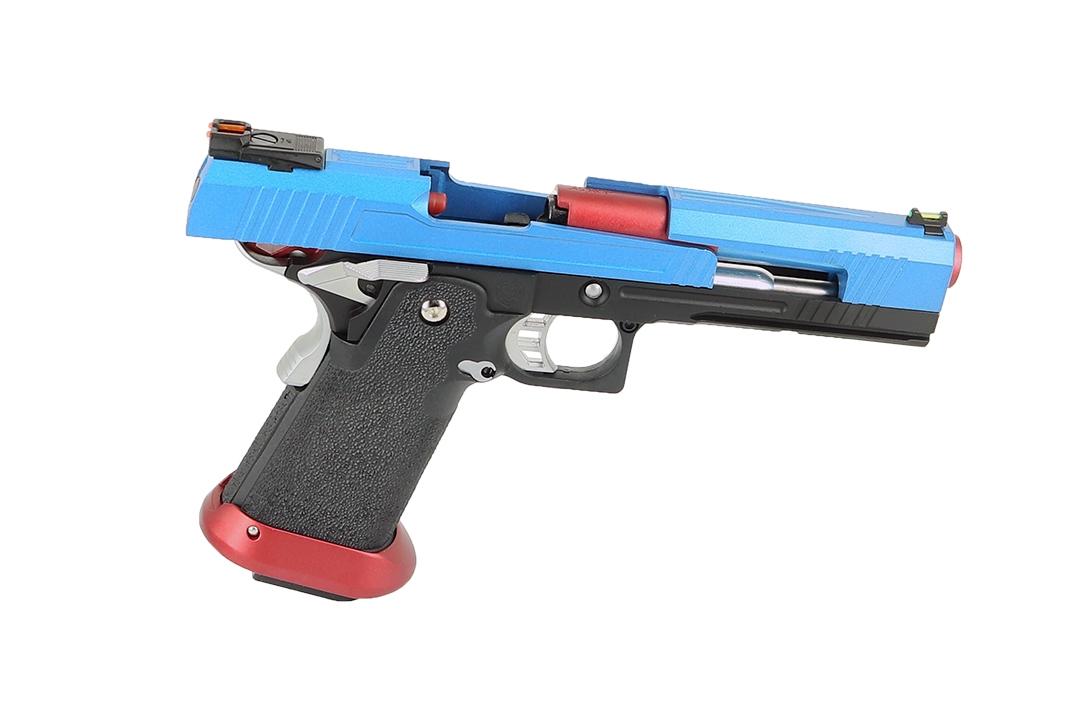 AW Custom HX1005 Split Slide Red/Blue/White