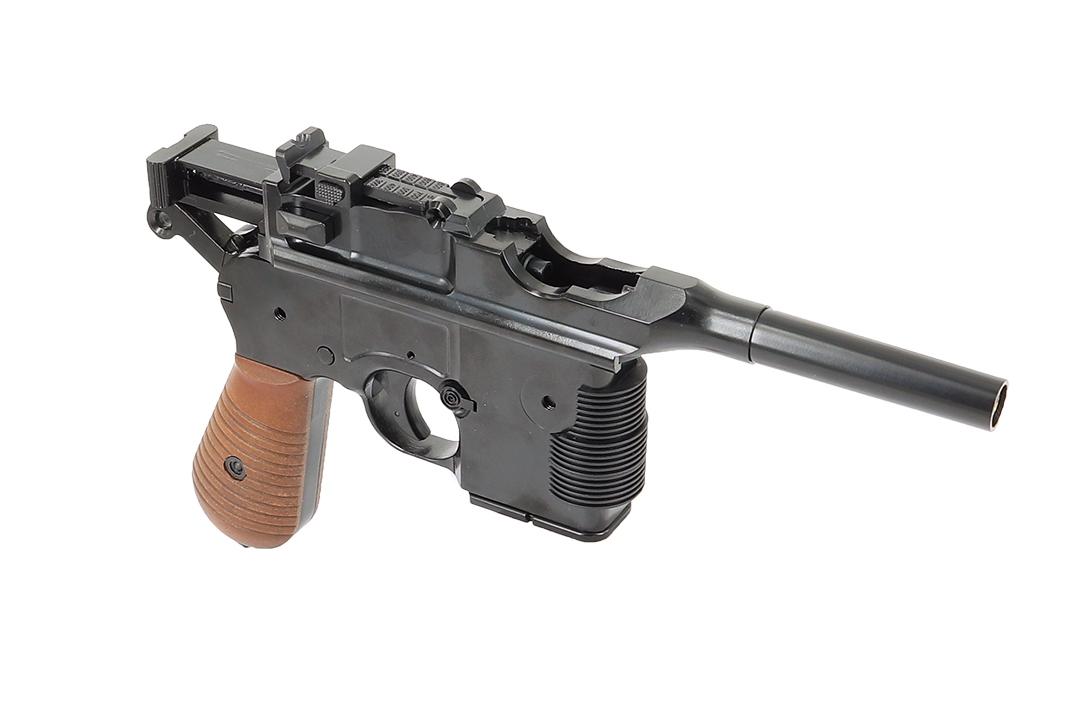 AW Custom Mauser C96 Broomhandle
