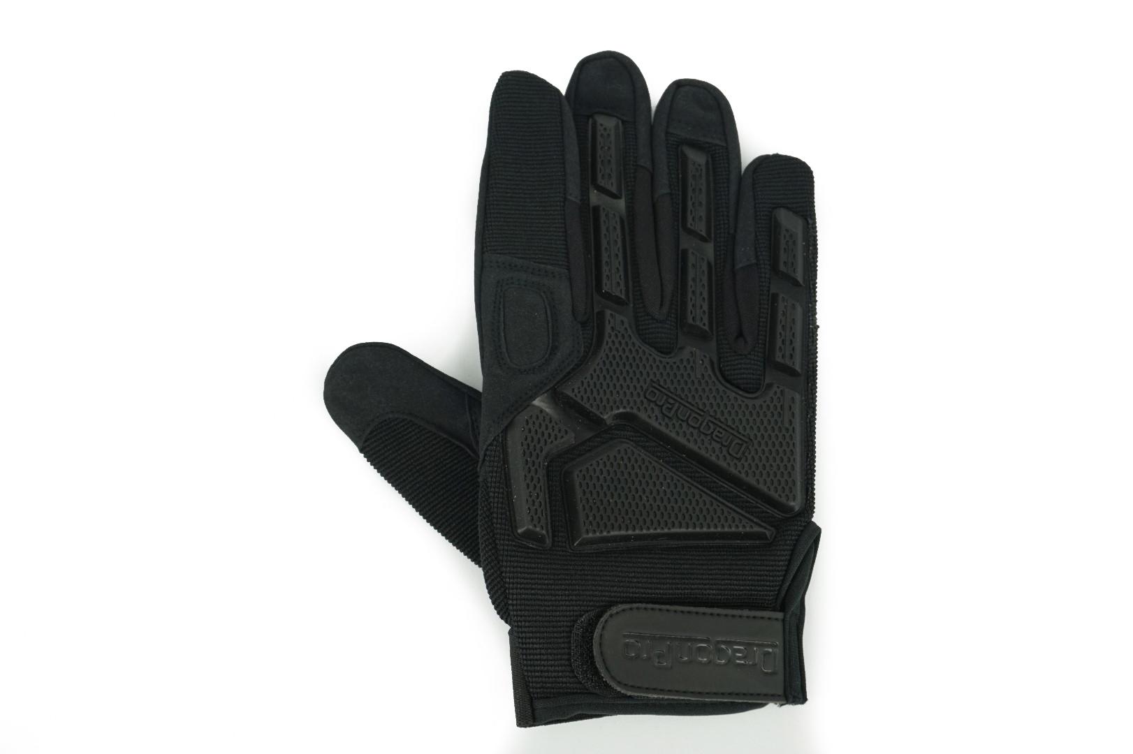 Dragonpro Tactical Assault Glove Iii Black