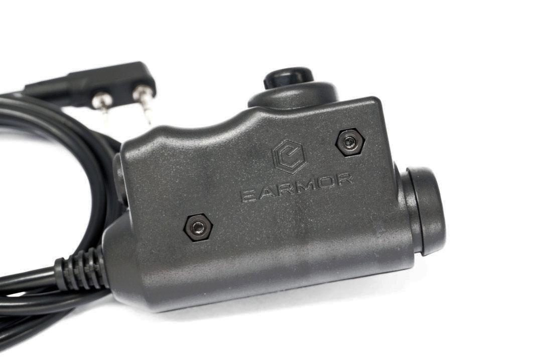 EARMOR M51 Military Standard PTT
