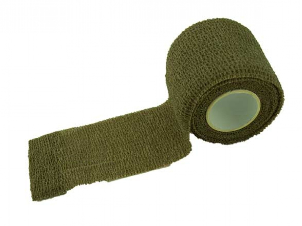 Fosco Stretch Bandage Green