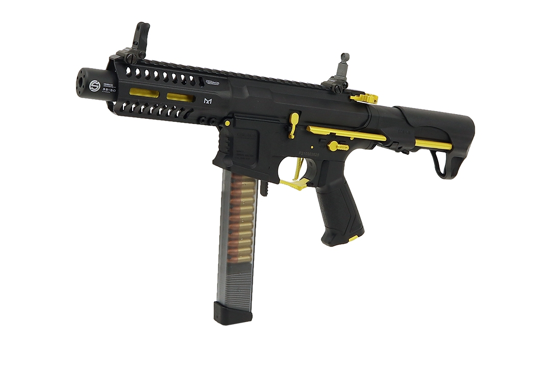 G&G ARP 9 Stealth Gold