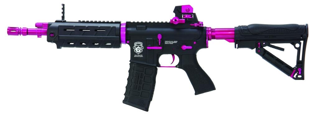 G&G GR4 G26 BP Black/Pink Electric Blow Back