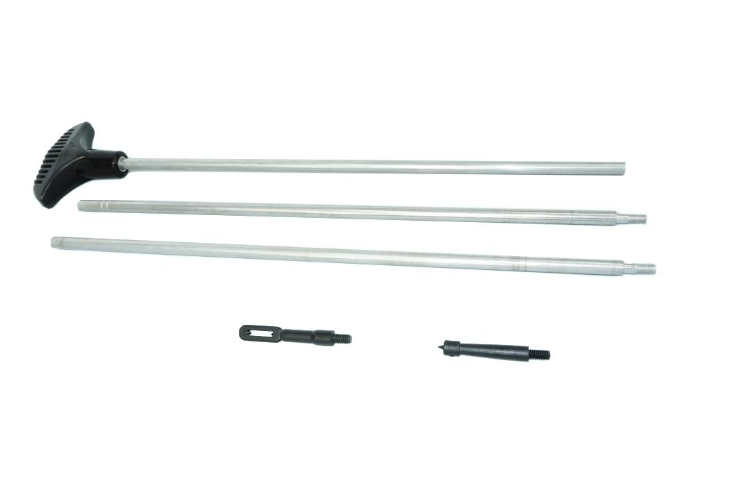 Hoppe's Three-Piece Rifle Rod, .22 Aluminum