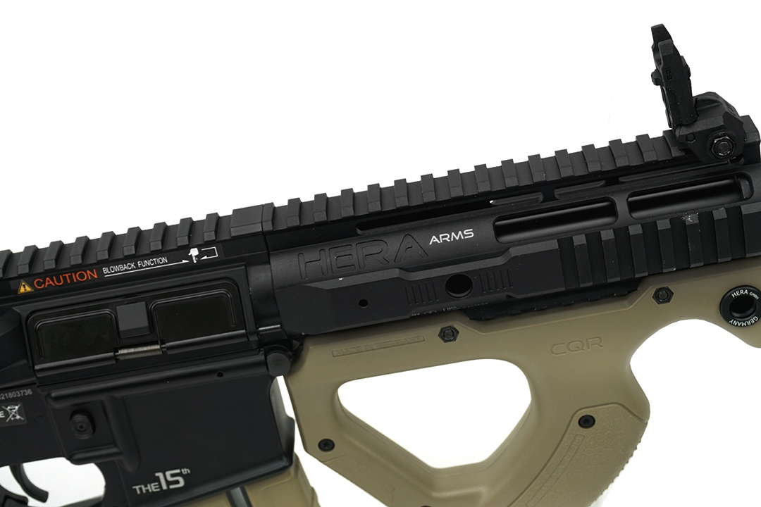 ICS ASG HERA-Arms CQR Two-Tone S3