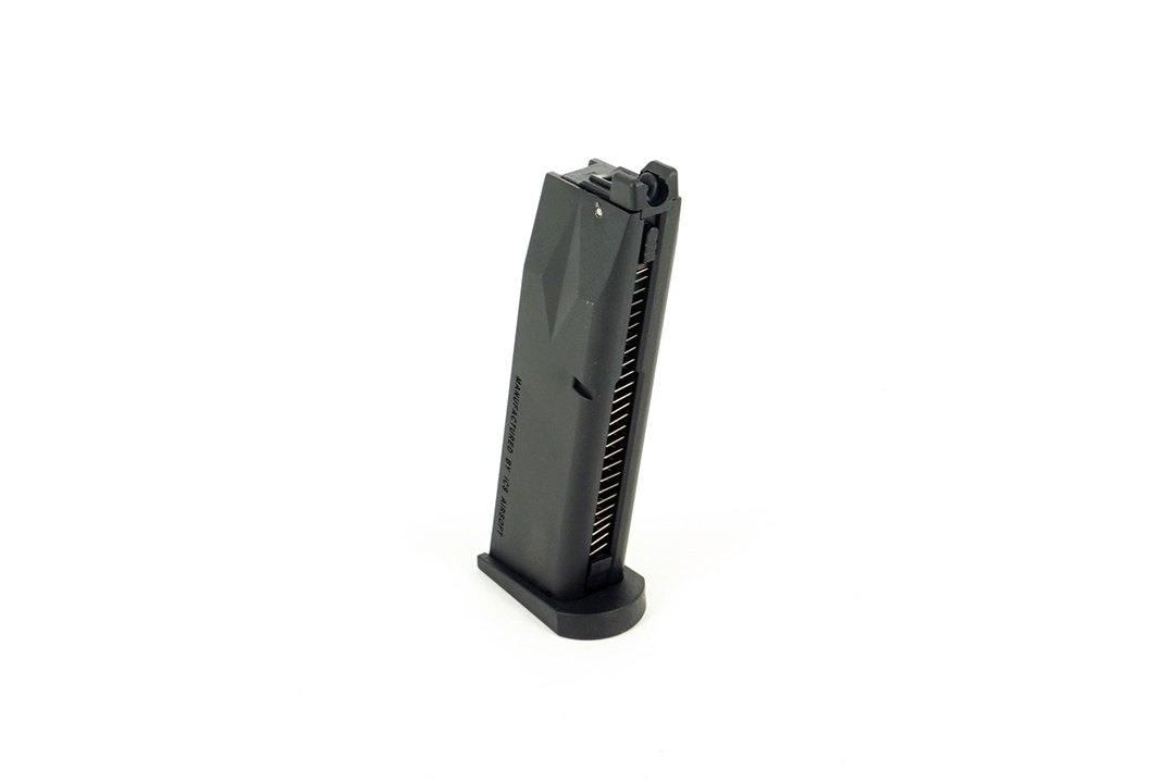 ICS BLE-M9 Gas Blowback Pistol Black