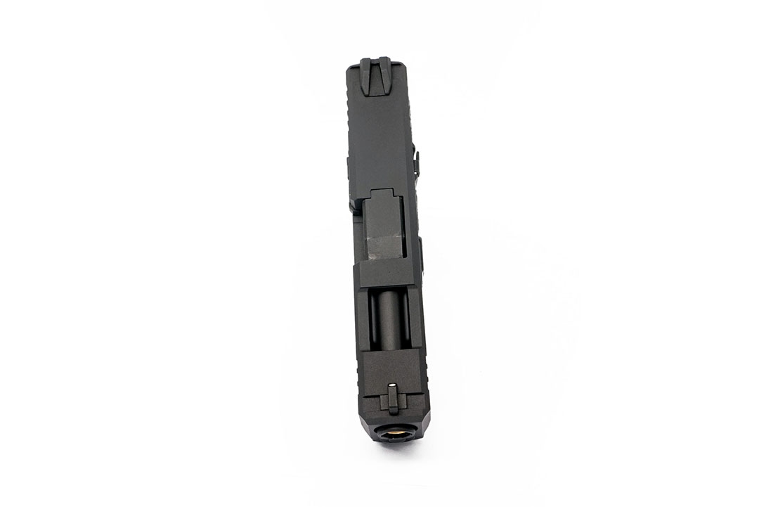 ICS BLE-XFG Gas Blowback Pistol Black