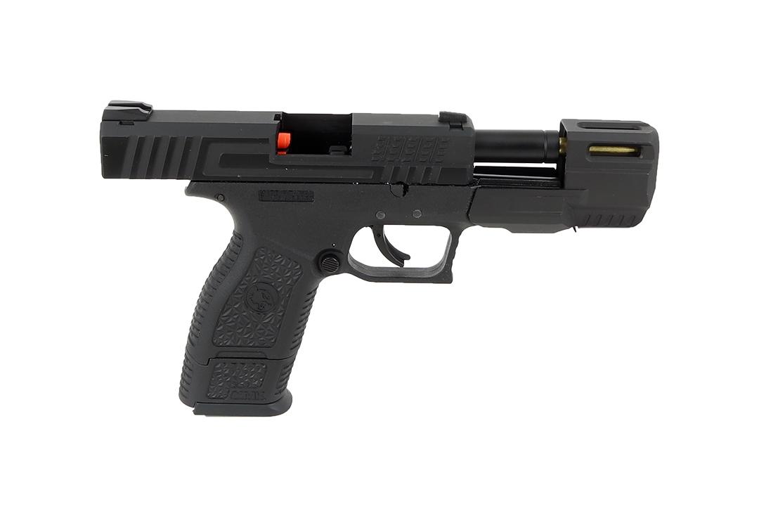 ICS BLE-XMK Gas Blowback Pistol Black