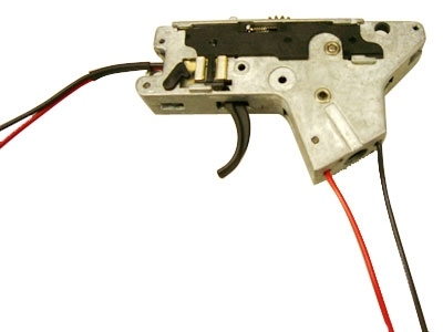 Front Wired ICS MA-61 M4 Lower Gearbox