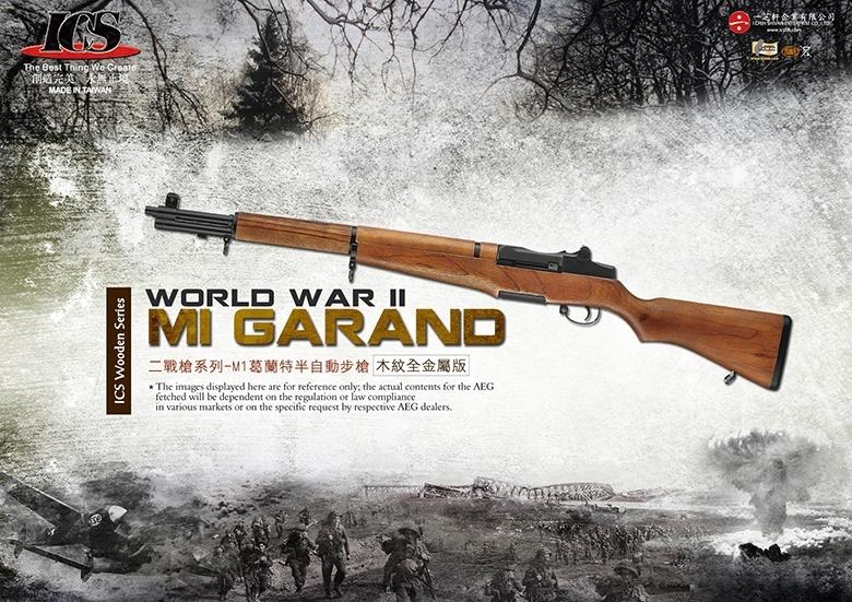 ICS M1 Garand