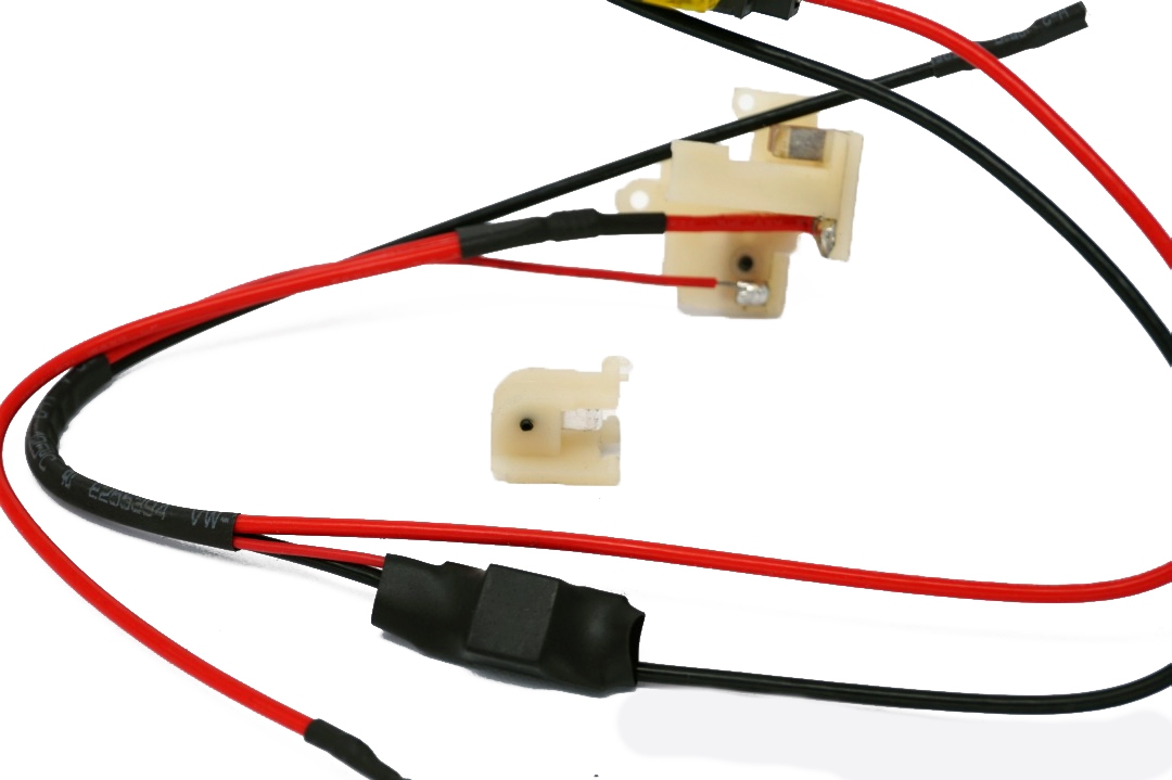 ICS V2 Wire Assembly With Mosfet