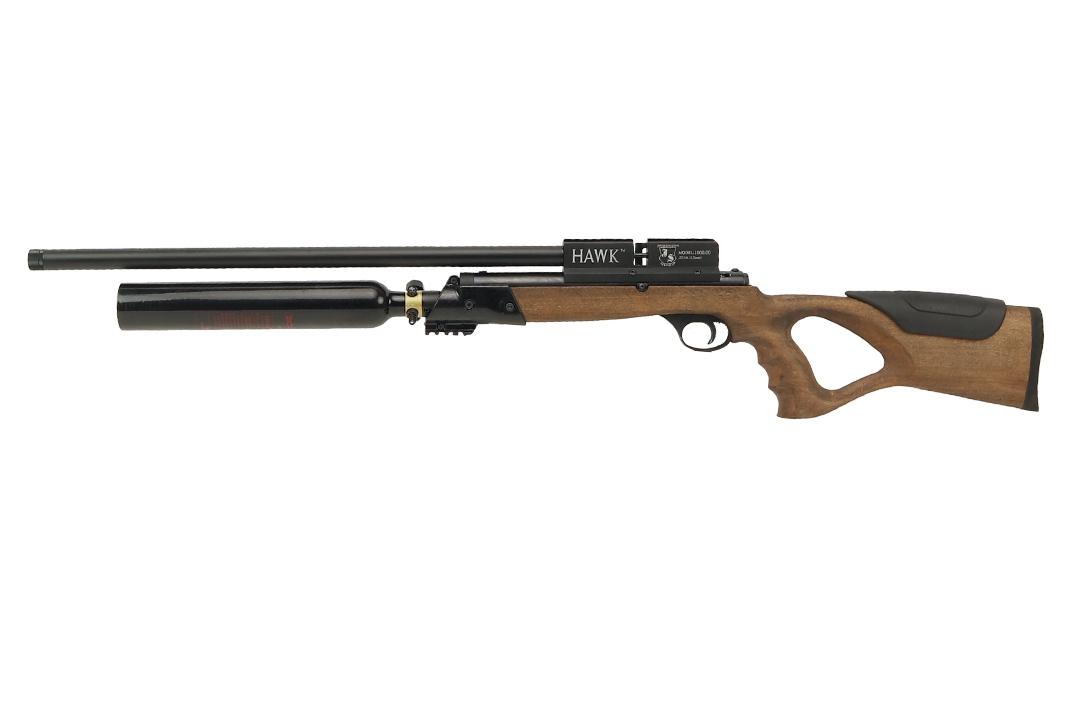 Jefferson State Air Rifles Hawk