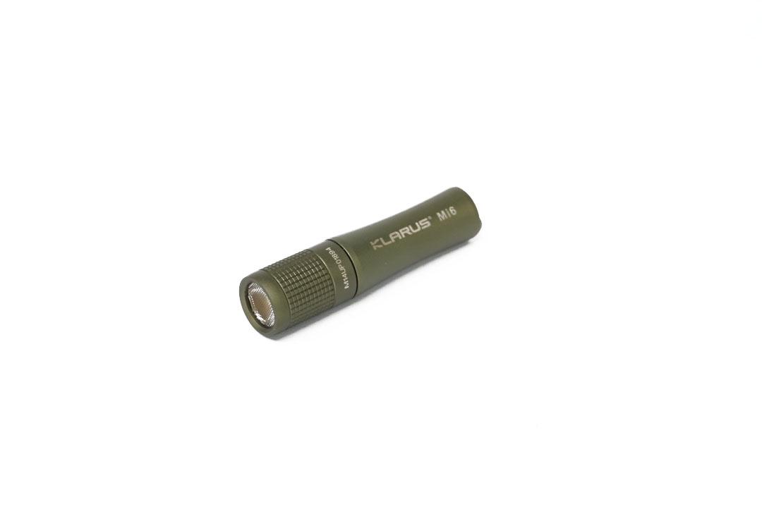 Klarus Mi6 Bright AAA Keychain Light