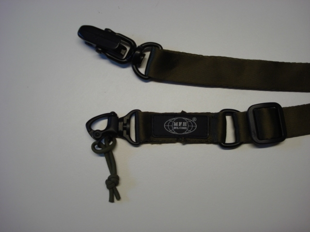 MFH Rifle Sling (Green)