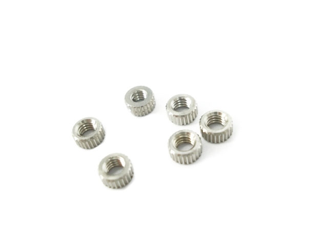 MODIFY Stainless Nut for SMOOTH Gearset