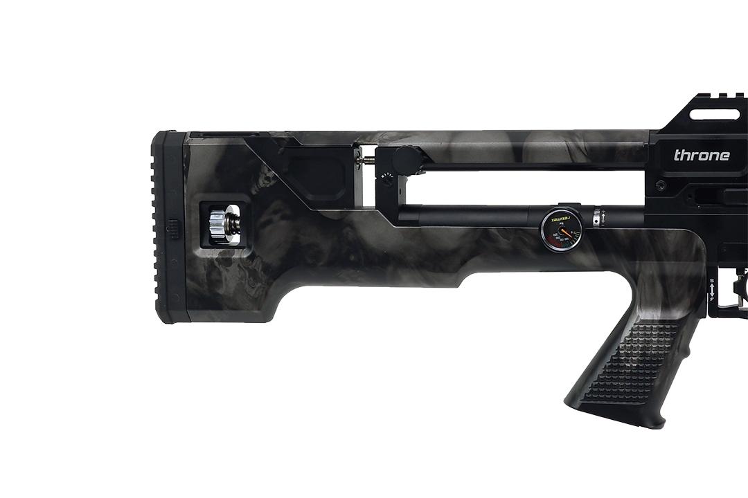 Reximex  PCP Throne Skull Camo 5,5mm (.22)
