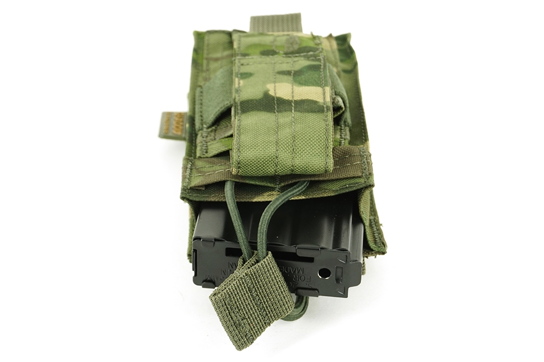 Shadow Strategic AK/9mm Open Top Mag Pouch Single