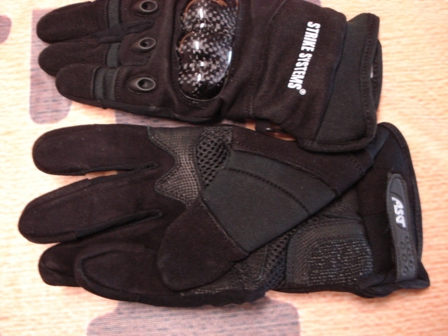 Strike Systems Gloves Tactical Assault (Black)