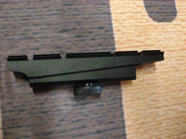 Strike systems M15/M16/M4 metal mount base