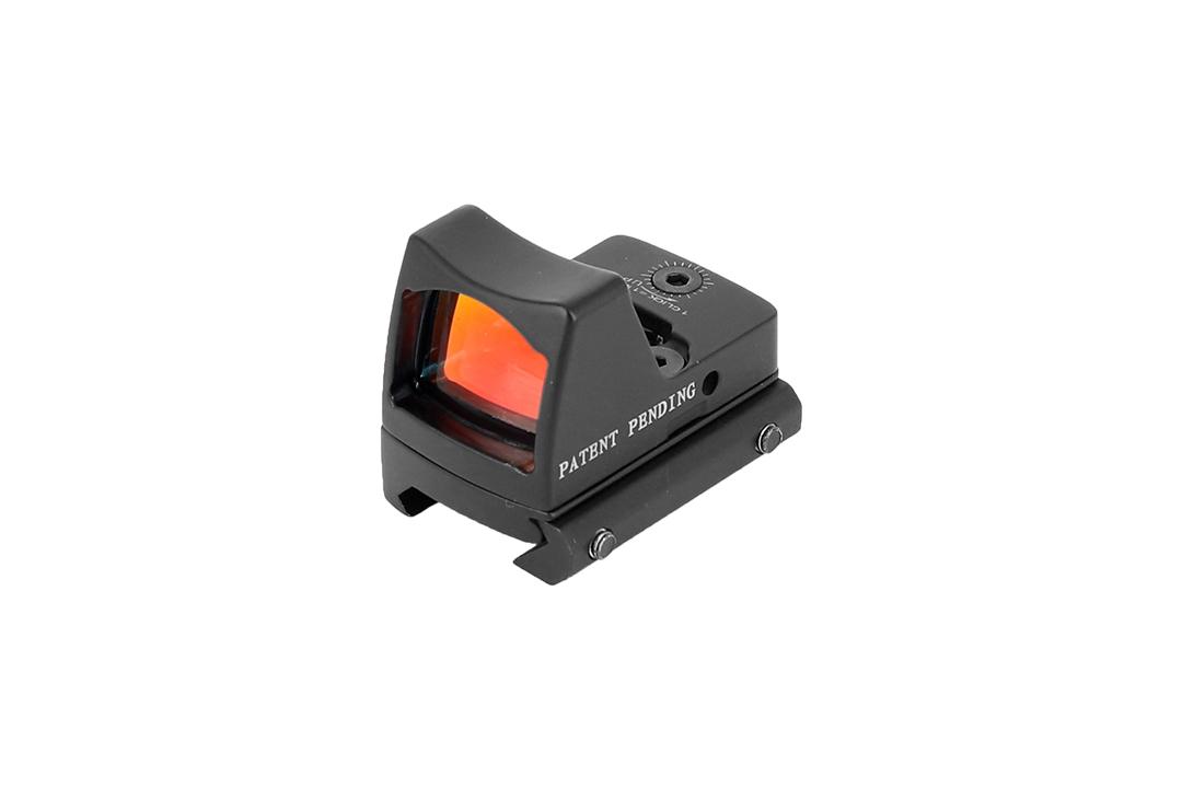 U-13 Red Dot Sight 1x22 Black