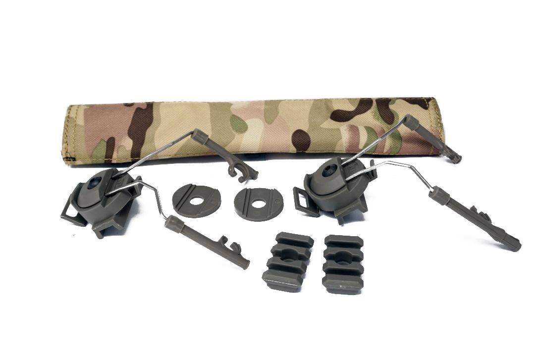 Z-Tactical Helmet Rail Adapter Set