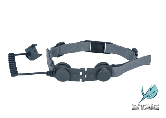 Z-Tactical Throat Mic for Bowman EVO III