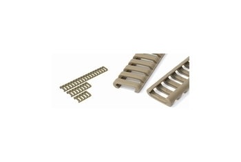 Element Low Profile Rail Cover Set TAN