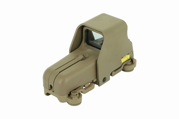 U-13 Holo-Sight 553 QD Tan (red/green reticle)