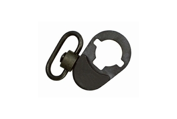 ICS Q/R Sling Buckle for Retractable Stock Black