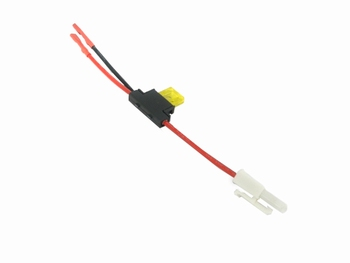 ICS front battery wire with fuse M4