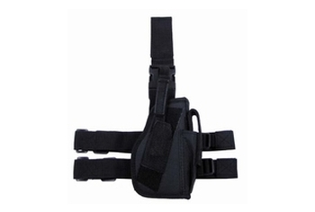 MFH Leg Holster Right nylon black
