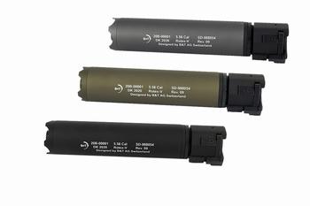 ASG B&T ROTEX-V QD Silencer 197mm