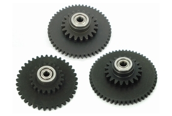 MODIFY SMOOTH Spur Gear V2/V3/Ver.6 w/ Bearing