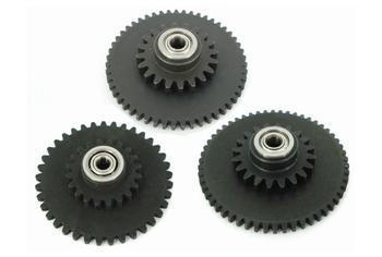 MODIFY SMOOTH Spur Gear V2/V3/Ver.6 w/ Bearing
